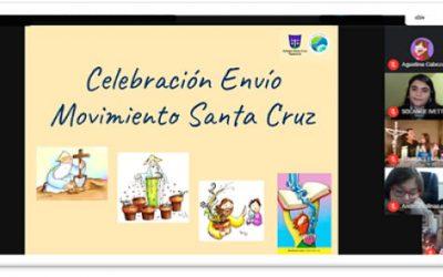 Primera celebración Movimiento Santa Cruz 2020