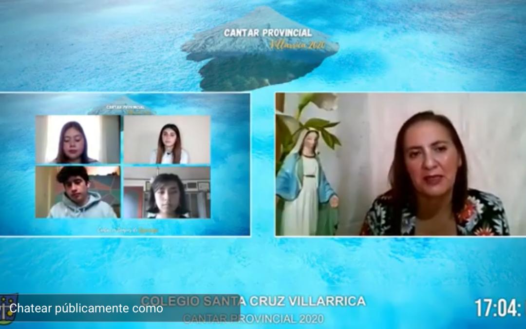 CANTAR DE LA ESPIRITUALIDAD SANTA CRUZ
